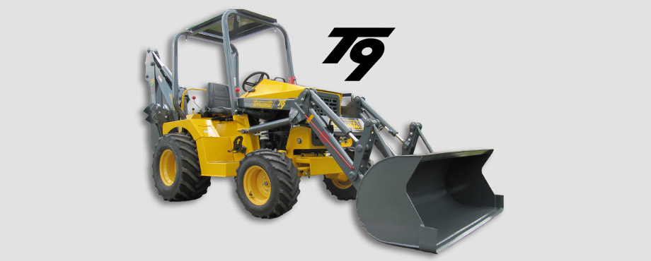 Backhoe Loaders Terramite T9 Specifications Machine Market